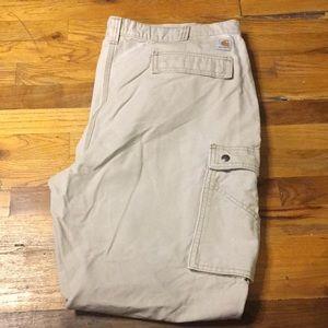 Carhartt Relaxed Fit Men's Cargo Pants 42 x 34